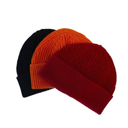 Andersen-Andersen Short Beanie - Orange