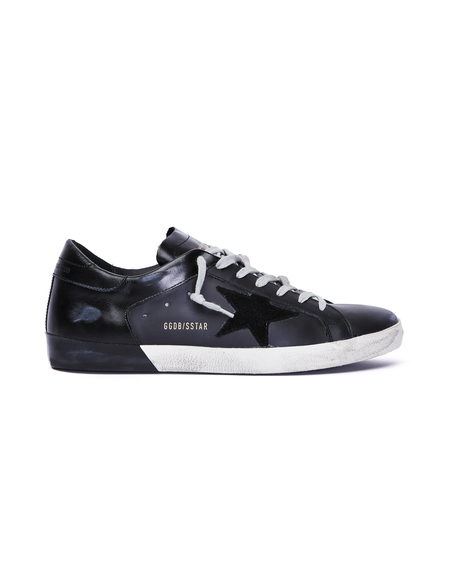 GOLDEN GOOSE DELUXE BRAND Superstar Sneakers - Black