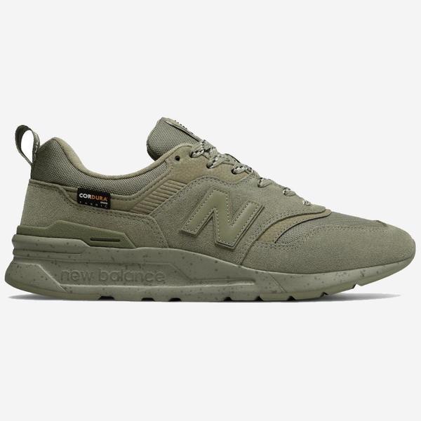 New Balance 997HCX  Sneaker - Covert Green