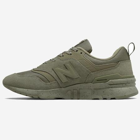 New Balance 997HCX  Sneaker - Covert Green