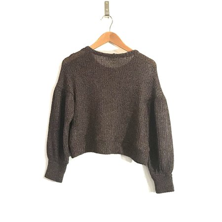 Dagg & Stacey Arabella Pullover - Mulberry