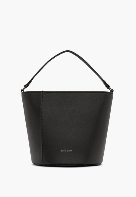 Matt & Nat Orr Crossbody Bucket Bag - Black
