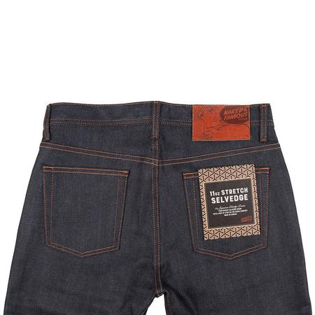 Naked & Famous Weird Guy 11 oz. Stretch Selvedge