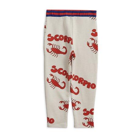 Kids Mini Rodini Scorpion Sweatpants - Grey