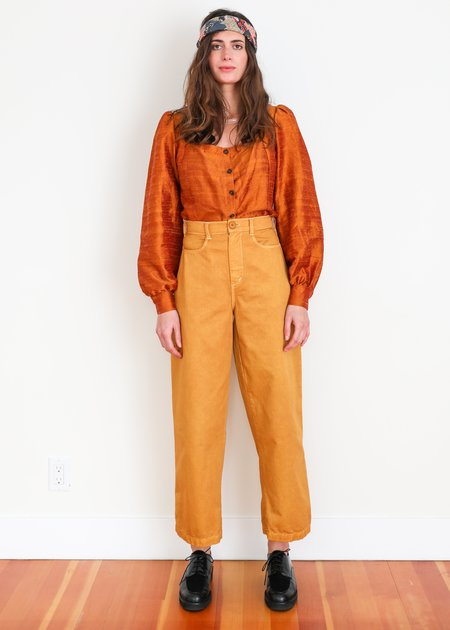 Gravel & Gold Placer Pant - Honey