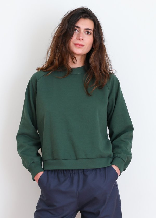Gravel & Gold Townesie Sweatshirt - Pine