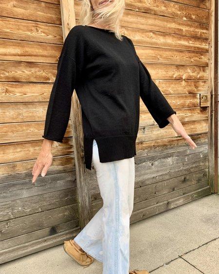 FForm Lounge Sweater - Black