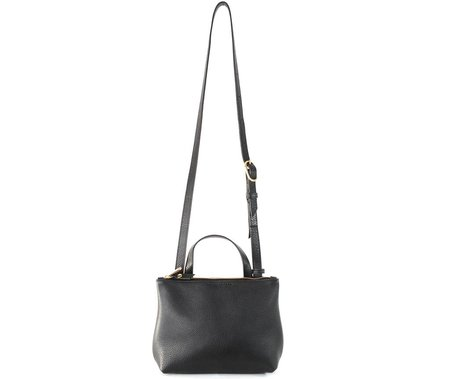 Shana Luther Coco Crossbody Bag - Black