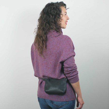 Shana Luther Sammy Waistbag - black
