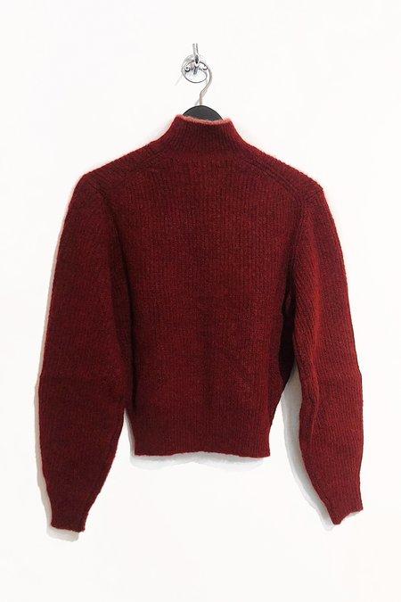 Paloma Wool Himalaya Knit - Aubergine