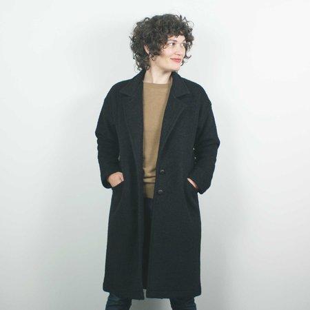 Allison Wonderland Stevie Coat - Black
