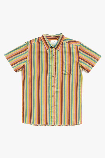 critical slide society Frenzy Short Sleeve Shirt