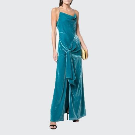 Cinq A Sept Renee Gown - Pacific Blue