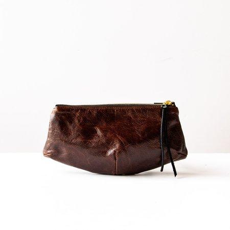 Veinage Parthenais Small Multifunctional Bag - Cognac Brown