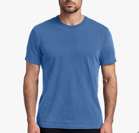 James Perse Men's Short Sleeve Pocket Tee - Electric Blue