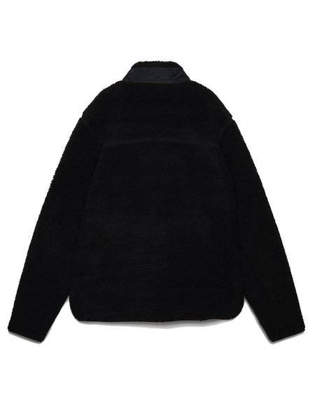 Penfield Mattawa Fleece Jacket - Black