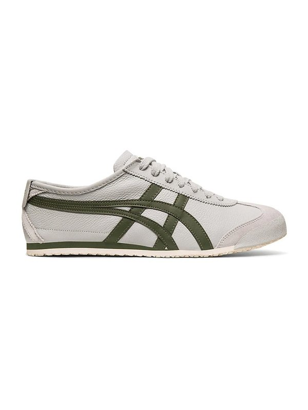 onitsuka tiger mexico 66 shoes grey green