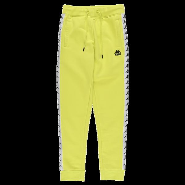 KAPPA 222 Banda Alanz Pant Lime Green on Garmentory
