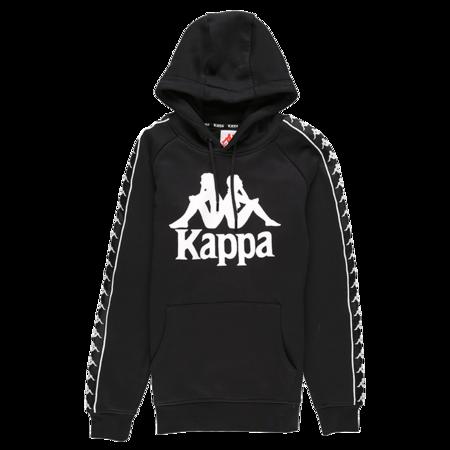 KAPPA 222 Banda Hurtado Hoodie - Black