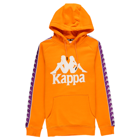 KAPPA 222 Banda Hurtado Hoodie - Orange