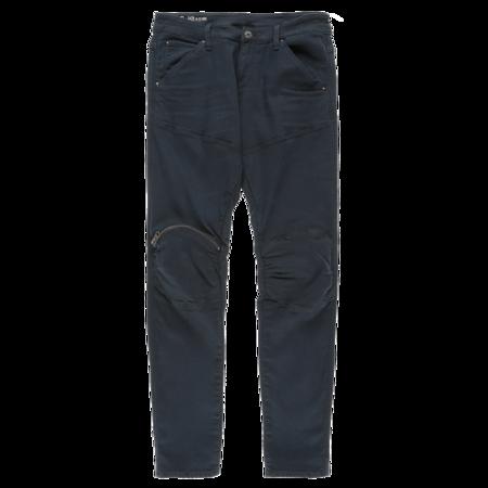 G-Star 5621 3D Zip Knee Skinny COJ - Legion Blue