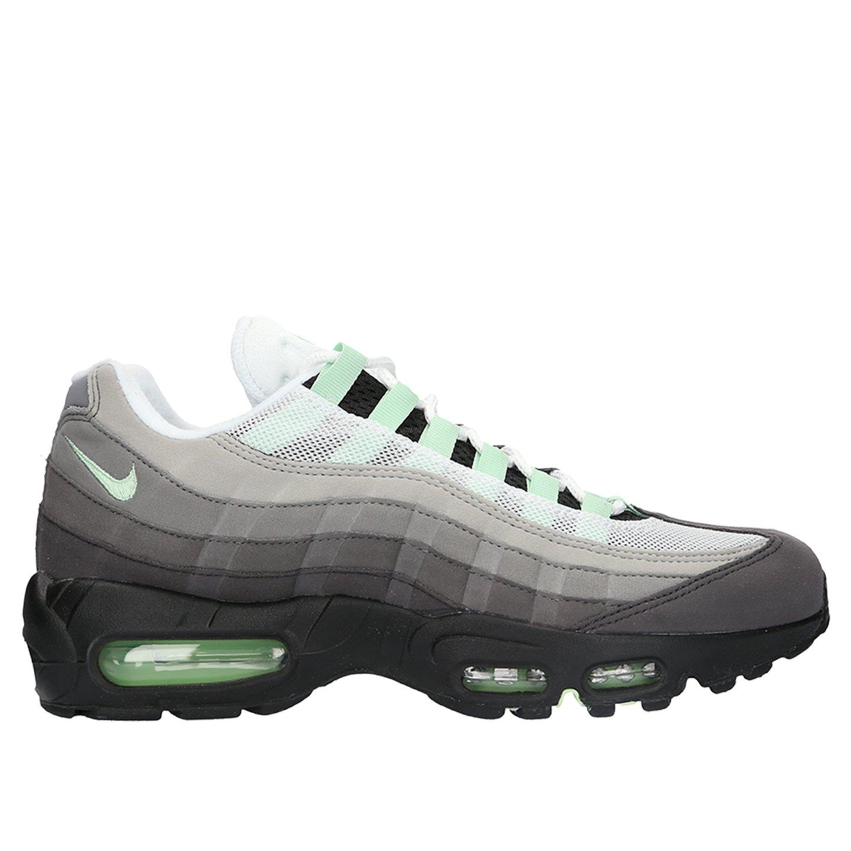 UNISEX Nike Air Max 95 Fresh Mint Sneaker - White/Fresh Mint