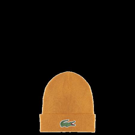 Lacoste Big Croc Beanie - Enzian