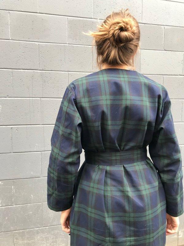 Caron Callahan Rawson Shirtdress
