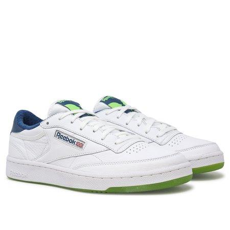Reebok Club C 85 MU Sneaker - White/Sushi Green