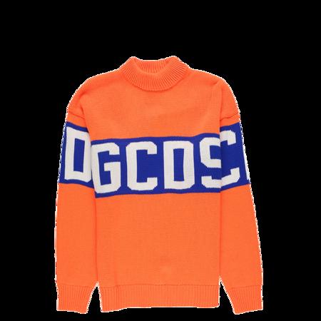 GCDS Colorful Logo Sweater