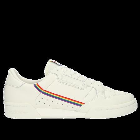 Adidas Continental 80 Pride - Off White