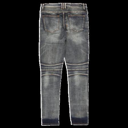 Embellish Fizdale Biker Jeans