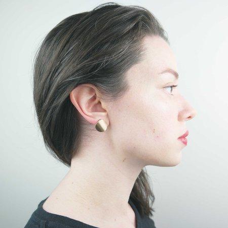 Knuckle Kiss Portal Earrings