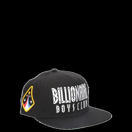 Billionaire Boys Club Straight Snap Hat - Black