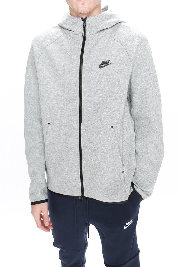 nike tech fleece in grey