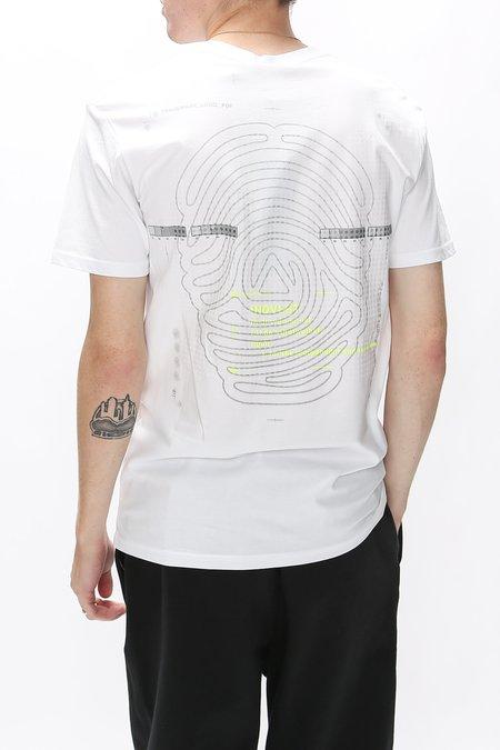 Indvlst Transparent T-Shirt - White