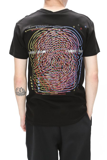 Indvlst Transparent T-Shirt - Black