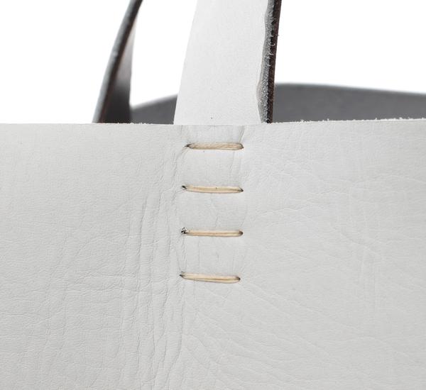 winter white and plum basket bag duo by petite maison christiane garmentory. Black Bedroom Furniture Sets. Home Design Ideas