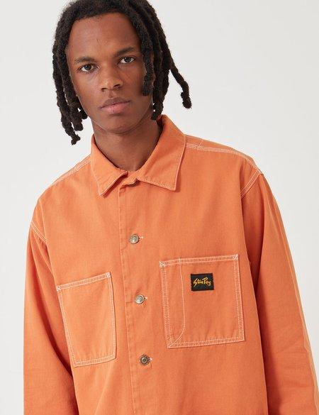 Stan Ray Shop Jacket - Sandstone Brown