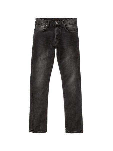 Nudie Jeans Grim Tim Jean - Concrete Black