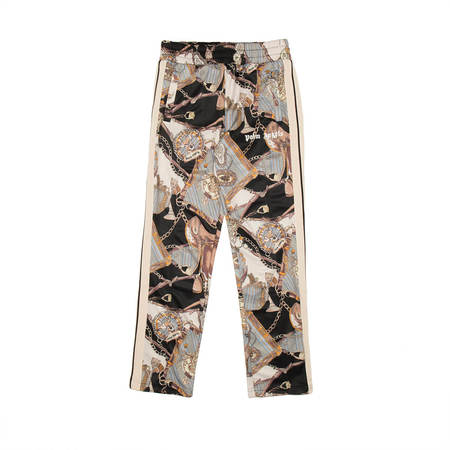 PALM ANGELS Dark Bridle track pants - multi