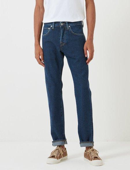 Edwin ED-55 Yoshiko Denim Jeans - Blue Akira Wash