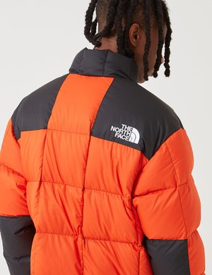 The North Face Black Label Lhotse Down Jacket - Tangerine Tango