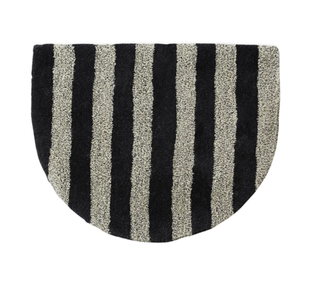 OYOY Formu Rug - Off White/Anthracite