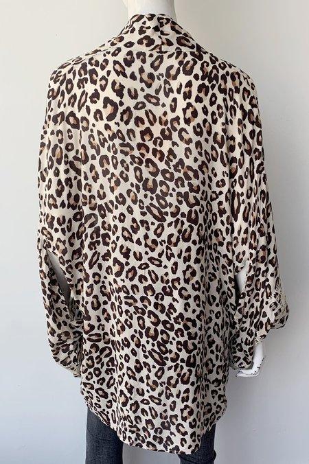 SPELL & THE GYPSY COLLECTIVE Bodhi Short Kimono - Leopard