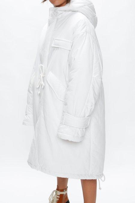 MM6 Maison Margiela Coat - White