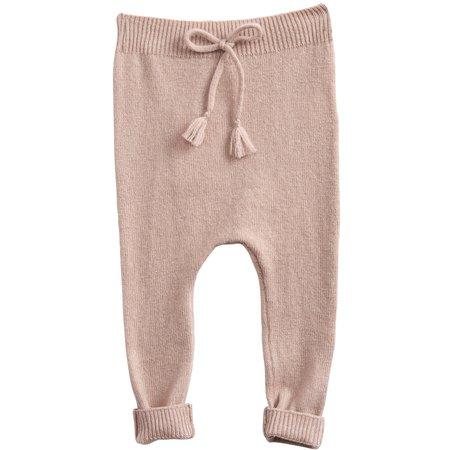 kids belle enfant footless leggings - rose