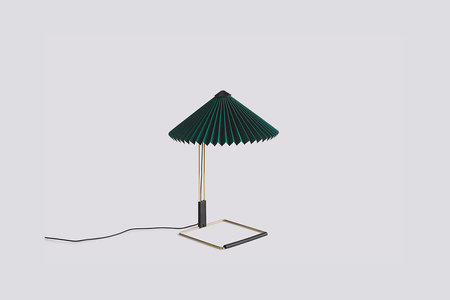 Matin Small Table Lamp - Green