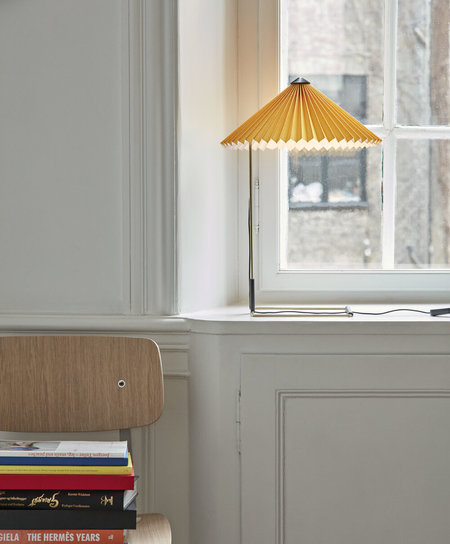 Matin Large Table Lamp - Yellow