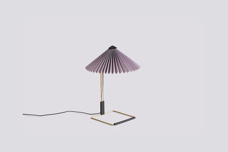 Matin Small Table Lamp - Lavender
